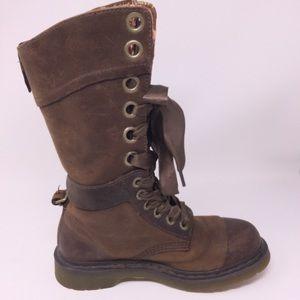 Dr. Martens Triumph Boots